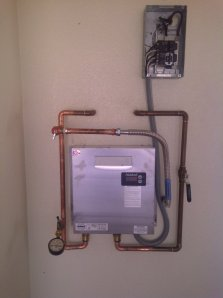 Hubbell Electric Tankless Water Heater